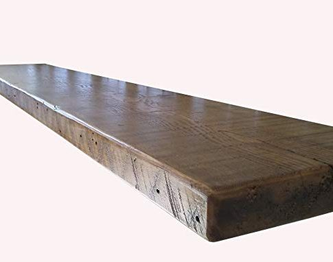 Creative Hardwoods 2×6 Barnwood Shelf (2x6x48) Review