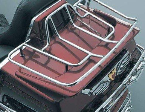 Kuryakyn 7150 Luggage Rack Review