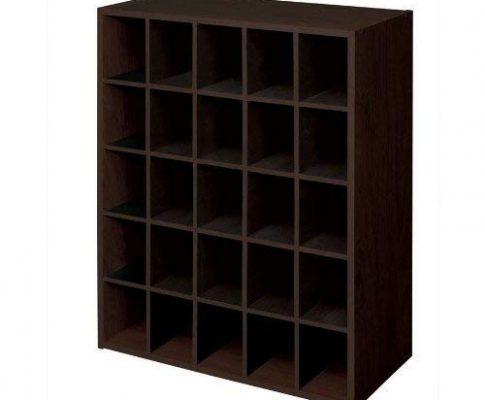 ClosetMaid 24″ Espresso Cube Organizer Review