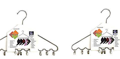 Axis International Hat Storage Hanger 10 Cap Organizer Chromed Plated, Rust Resistant, Steel (2 pack) Review