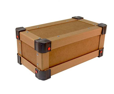 Kubox Small Trunk 35x22x16 Review