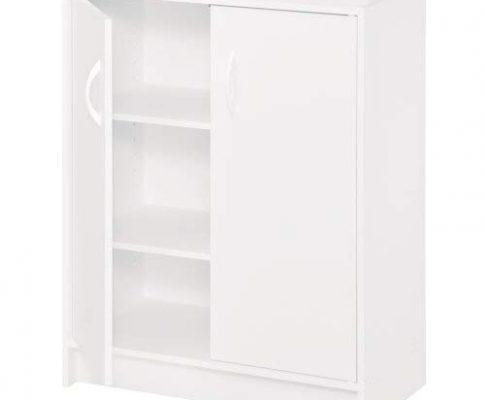 ClosetMaid 8515 Two-Door Storage Organizer, White Review