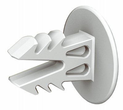 SuperSlide Wire White Shelf End Cap Review