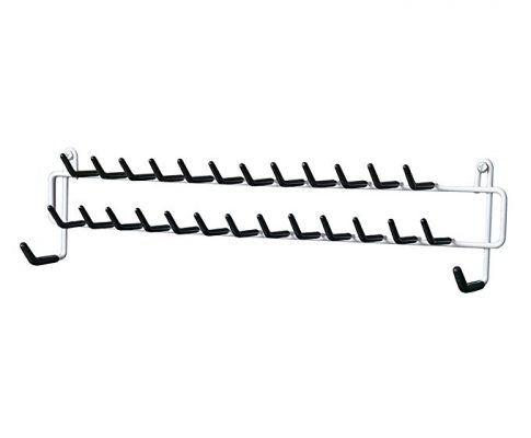 ClosetMaid 8051 Tie Belt Rack, White Review