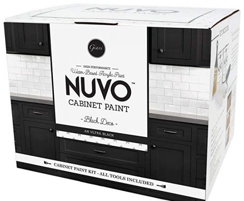 Nuvo Black Deco 1 Day Cabinet Makeover Kit Review