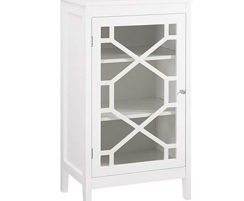 Fetti Small Cabinet in White Finish Review