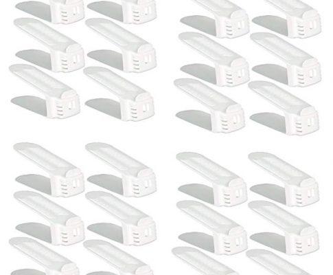 Shoe Slotz Space Saver, 24 piece set Review
