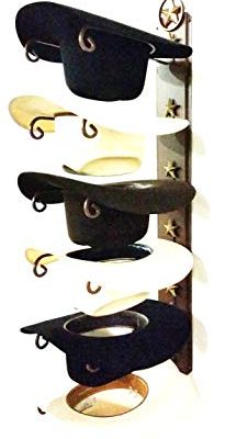 Mark Christopher Collection American Made Cowboy Hat Holder STAR with Cast Iron Lone Star 6 Review